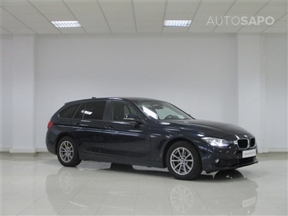 BMW Série 3 318 d Touring Advantage Auto (150cv) (5p)