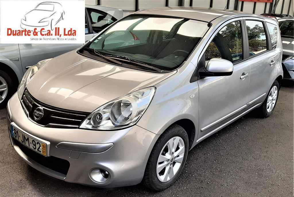 NISSAN Note 1.5 dCi 86CV Acenta - Auto Usate ...