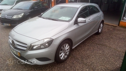 Mercedes-Benz Classe A 180 CDi BlueEfficiency Edition Style (109cv) (5p)