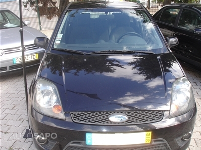 Ford Fiesta 1.25 Connection (75cv) (5p)
