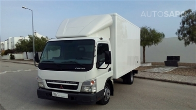 Mitsubishi Canter 3C15 FB83BE4SLEA4 (145cv) (2p)