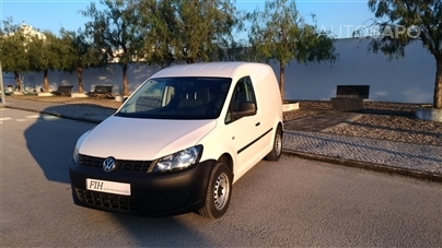 Volkswagen Caddy 1.6 TDi Extra AC BlueMotion (75cv) (4p)