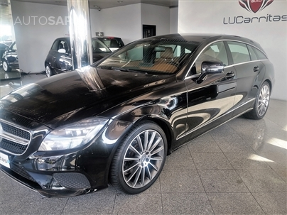 Mercedes-Benz Classe CLS CLS 220 CDI Shooting Brake