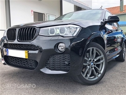 BMW X4 20 D Xdrive Pack M Auto