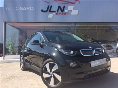 BMW i3 BLACKEDITION ATELIER 64AH 170 CV