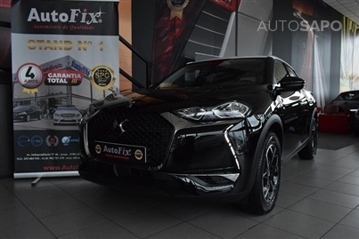 DS DS3 Crossback 1.2 PURETECH SO CHIC EAT8 130 CV