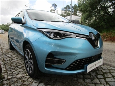 Renault ZOE Exclusive ZE 50 R135