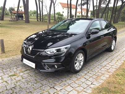 Renault Mégane Grand Coupe 1.5 dCi Limited EDC