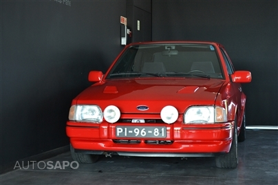 Ford Escort 1.6 RS Turbo (130cv) (3p)
