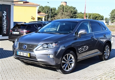 Lexus RX 450h P.Executive