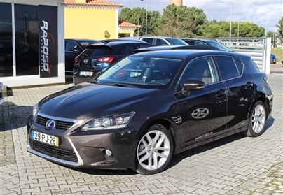 Lexus CT 200h Executive (136cv) (5p)