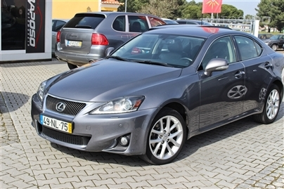 Lexus IS 200d P.Executive 6G (150cv) (4p)