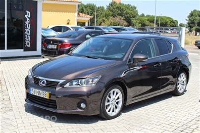 Lexus CT 200h 09 P.Dynamic (136cv) (5p)