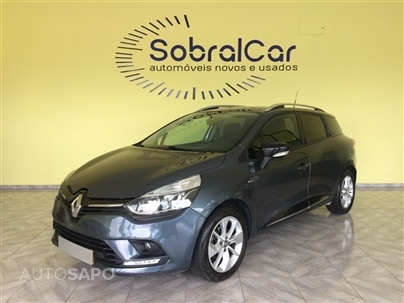 Renault Clio ST 0.9 TCE Limited