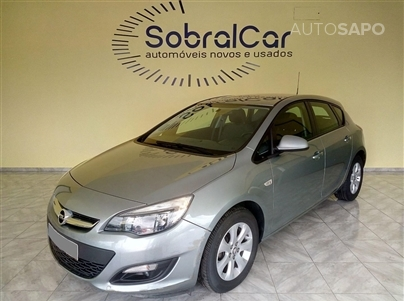 Opel Astra 1.3 CDTi Selection Start/Stop (95cv) (5p)