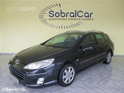 Peugeot 407 SW 1.6 HDi Griffe (109cv) (5p)
