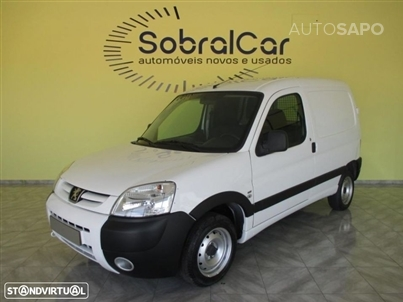 Peugeot Partner 170 C 1.6 HDi Pack CD (90cv) (4p)