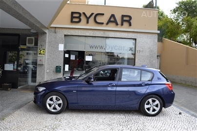 BMW Série 1 116 d EfficientDynamics Line Sport (116cv) (5p)