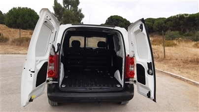 Citroen Berlingo 1.6 HDi 750 (75cv) (4p)