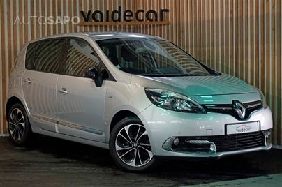 Renault Scénic 1.6 dCi Bose Edition SS