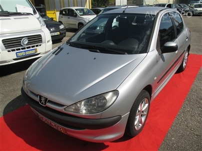 Peugeot 206 1.4 HDi ColorLine (68cv) (5p)