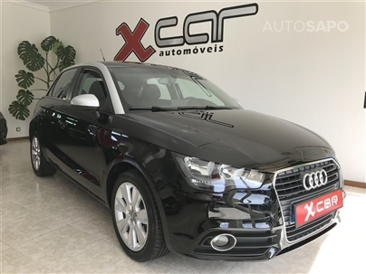 Audi A1 Sportback 1.6 TDI Advance Business (90cv) (5p)