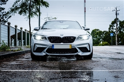 BMW M2 M2 COMPETITION 411cv