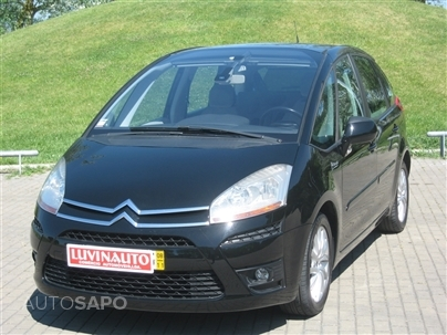 Citroen C4 Picasso 1.6 HDi Exclusive