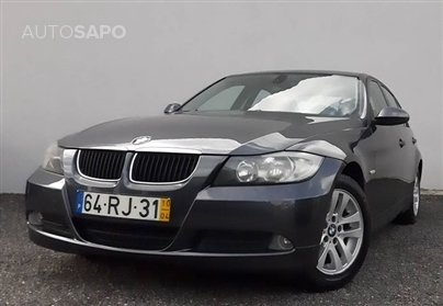 BMW Série 3 320 d EfficientDynamics Navigation (163cv) (4p)