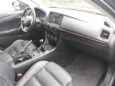 Mazda 6 2.2 SKY-D Excellence Pack Leather Cruise Pack Navi AT (150cv) (5p)