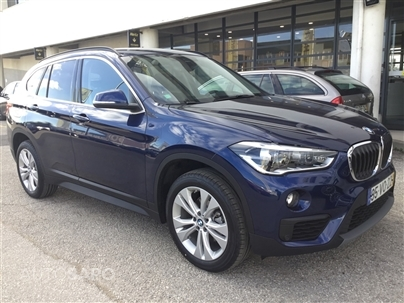 BMW X1 16 d sDrive Advantage (116cv) (5p)