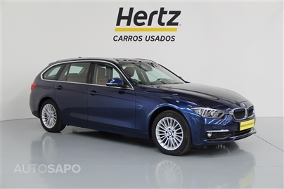 BMW Série 3 318 d Touring Line Luxury (150cv) (5p)