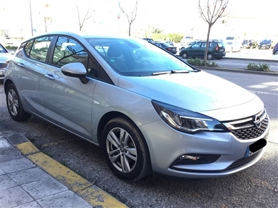 Opel Astra 1.0 Edition S/S (105cv) (5p)