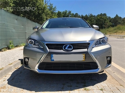 Lexus CT 200h Executive Edition (136cv) (5p)