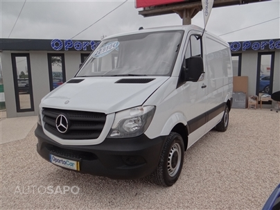 Mercedes-Benz Sprinter 211 CDI/32 (109cv) (5p)