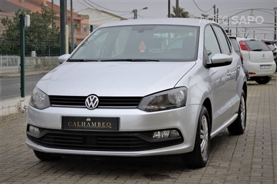 Volkswagen Polo 1.4 TDi BlueMotion (75cv) (3p)