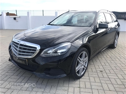 Mercedes-Benz Classe E 300 BlueTech Full Led Avantgard