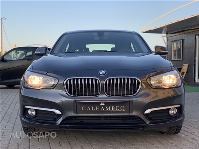 BMW Série 1 116 d EfficientDynamics Line Urban (116cv) (5p)