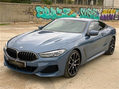BMW Série 8 840D xDrive | Carbon Core
