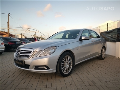 Mercedes-Benz Classe E 250CDI BlueEfficiency