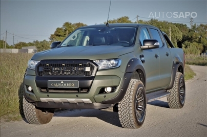 Ford Ranger 2.2TDCi 4x4 | Raptor Look