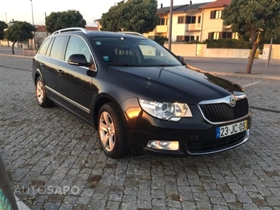 Skoda Superb B. 1.9 TDi Ambition (105cv) (5p)