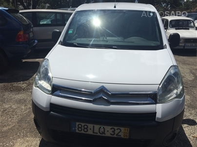 Citroen Berlingo 1.6 HDI (3lug) Iva Dedutivel