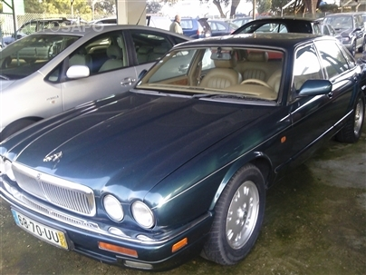 Jaguar XJ  6 3.2 Sovering (225cv) (5 lug) (4p)