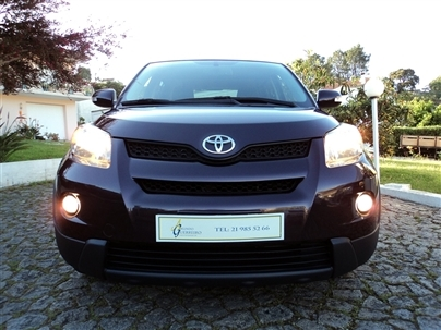 Toyota Urban Cruiser AWD 1.4 D-4D High Pack Navi
