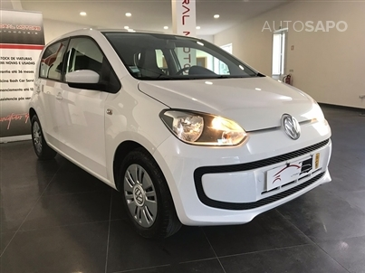 Volkswagen Up 1.0 Bluemotion Move Up! (75cv) (5p)
