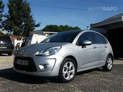 Citroen C3 1.4 HDi Airdream Attraction 99g (70cv) (5p)