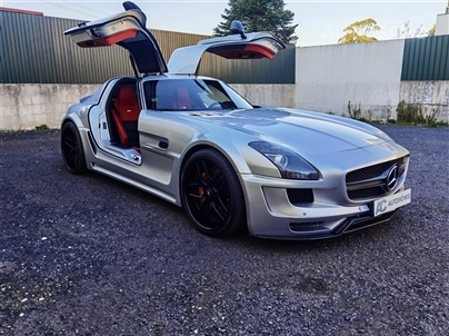 Mercedes-Benz SLS AMG KIT HAMANN
