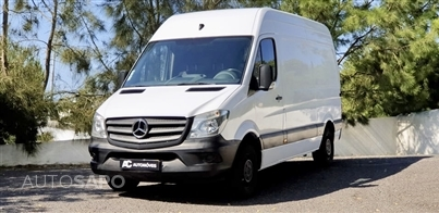 Mercedes-Benz Sprinter 313 CDI/3D (129cv) (4p)