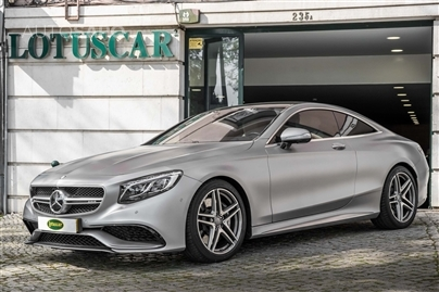 Mercedes-Benz Classe S 63 AMG COUPE